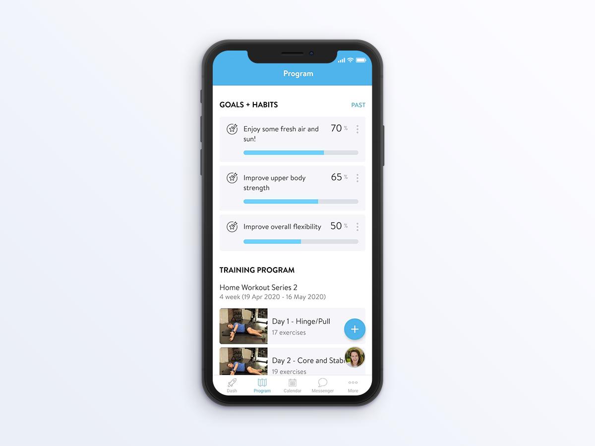 STONE app screenshot